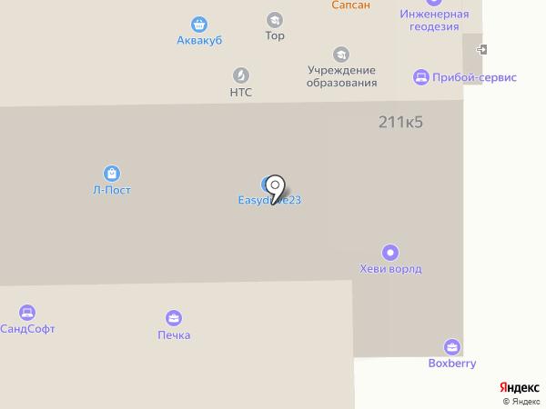 Ресторатика на карте