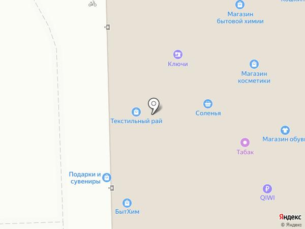 Петелинка на карте