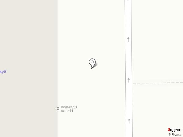 Южная долина на карте