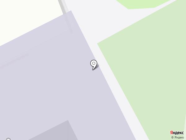 Детская школа искусств с. Федосеевка на карте