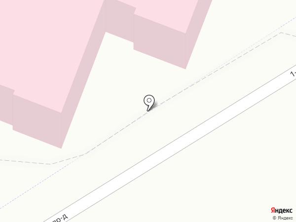 Городская поликлиника №175 на карте