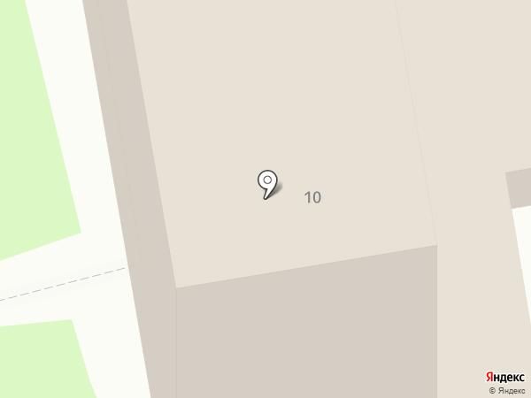 Ортопедический салон на карте