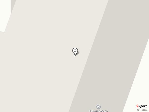 Пригород. Лесное на карте
