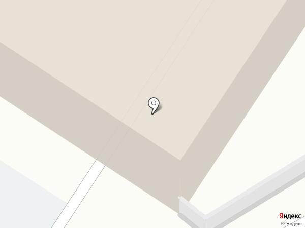 Детская Радуга на карте