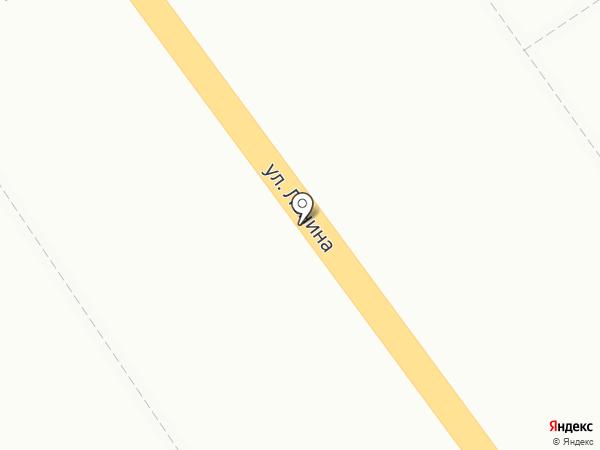 Норильчанин на карте