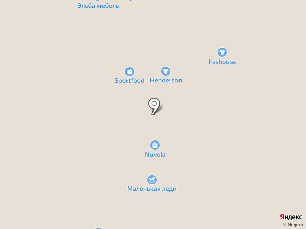 Henderson на карте
