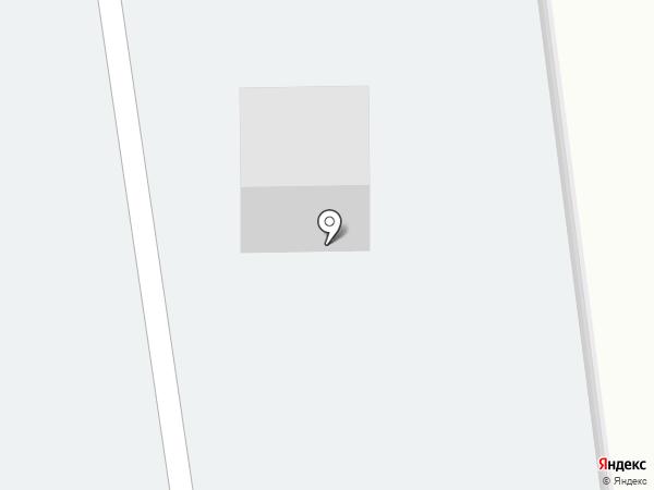 Автостоянка на Комсомольской на карте