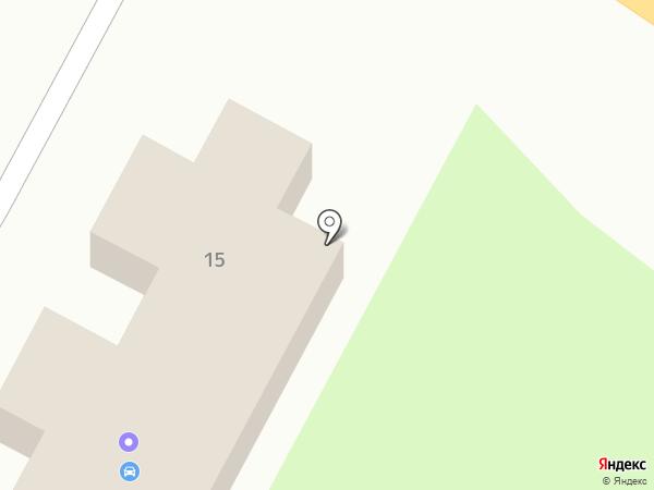Интердеталь на карте