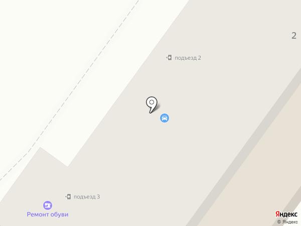 Аис-Т на карте