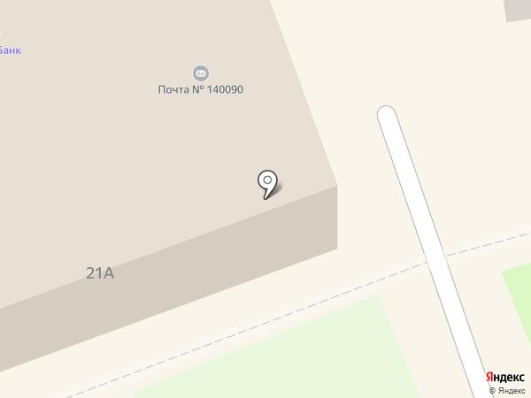 Тавир на карте