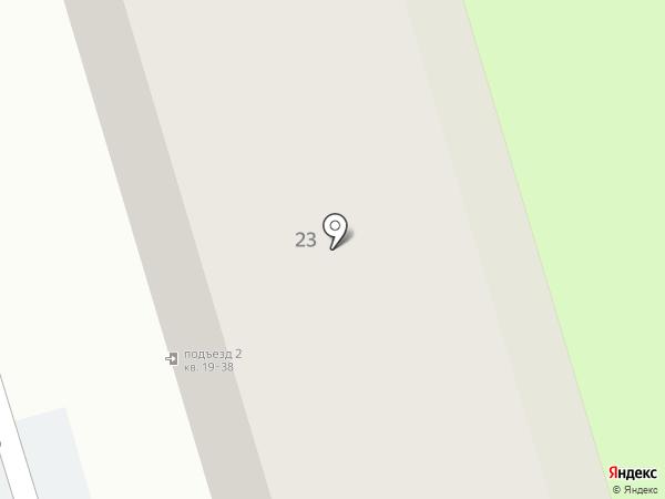 Отдел первичного воинского учета г. Реутов на карте