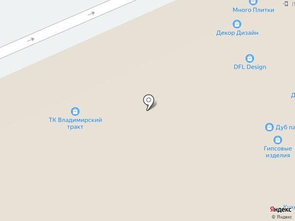 Полимино на карте