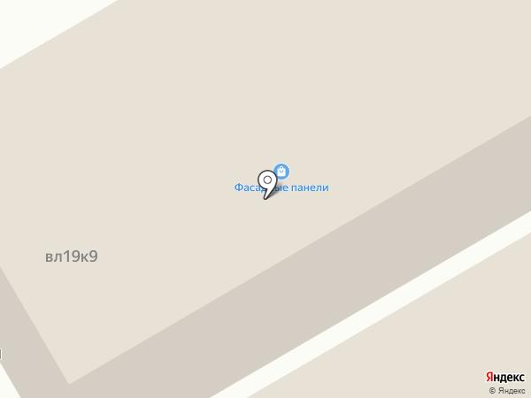 МеталлДК на карте