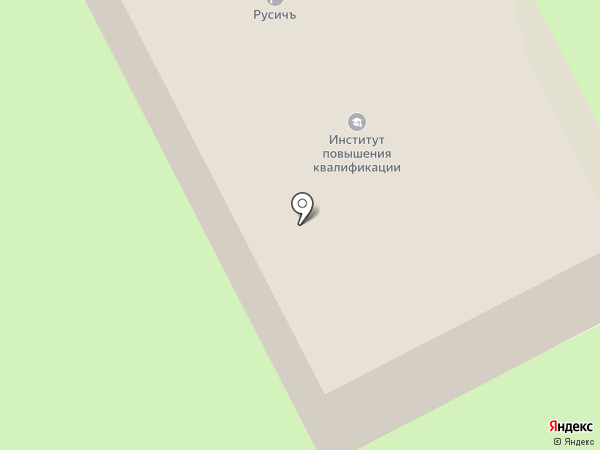2 Служба на карте