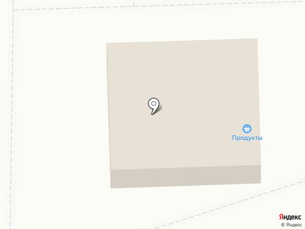 Викинг и К на карте