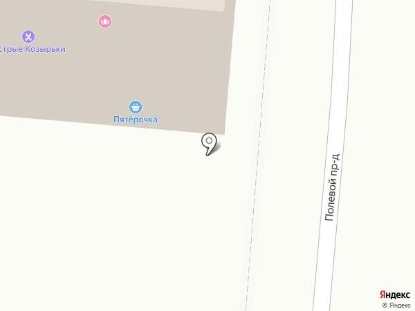 Версаль на карте