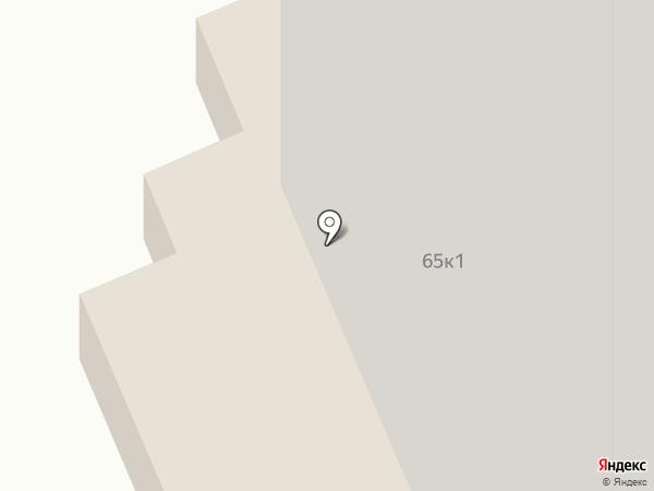 Альбион-А на карте