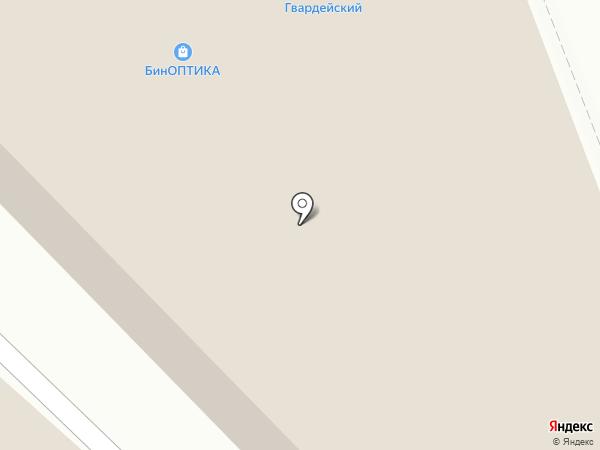 Ремонтный центр на карте