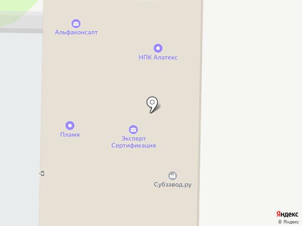 РОСстрой на карте