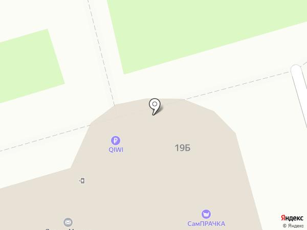 СамПрачка на карте