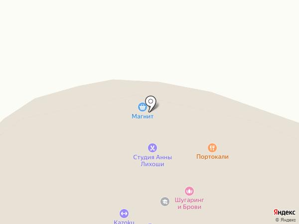 Мультиторг на карте