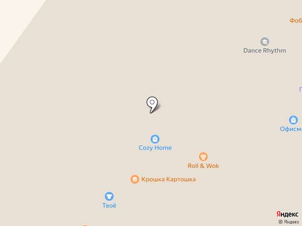 Top Secret на карте