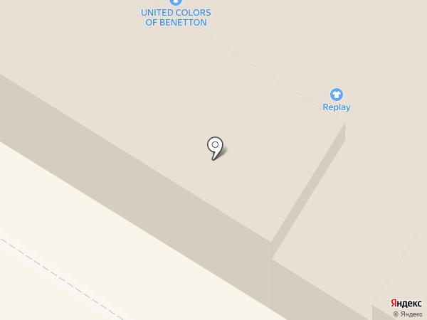 Vans на карте