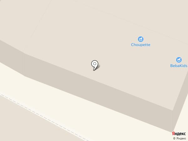 Шалуны на карте