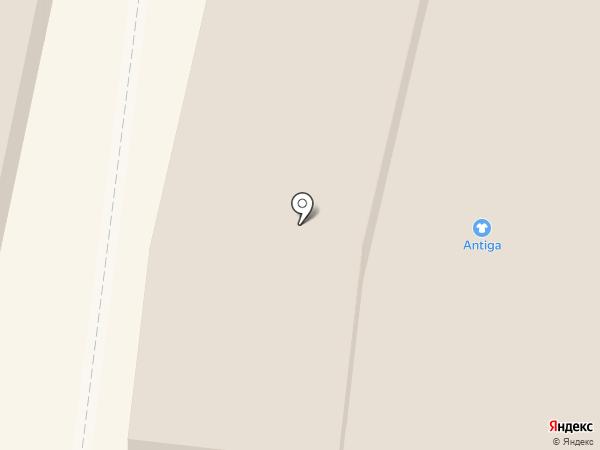 Outlet Village Белая Дача на карте