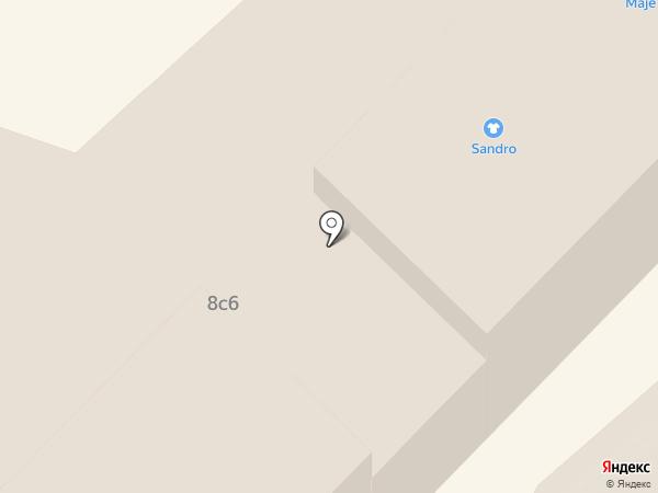 GAS на карте