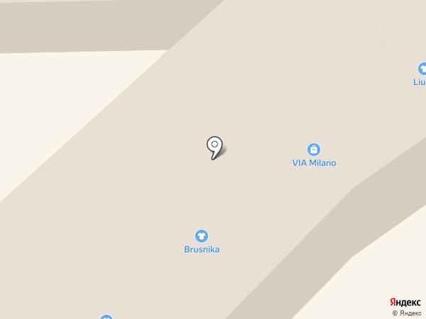 MILANA на карте