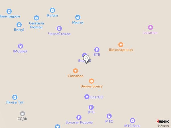 Ямайка на карте