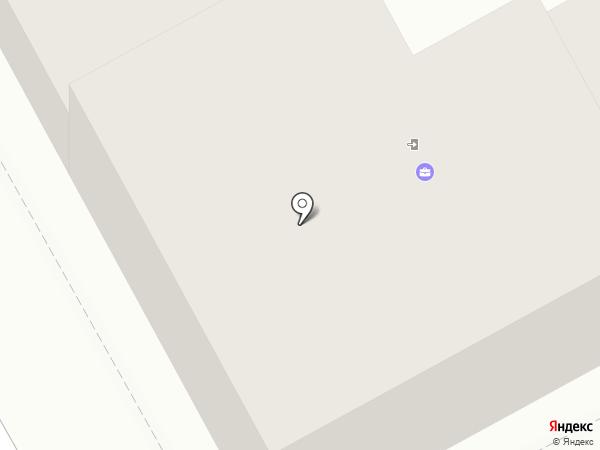 А-класс на карте