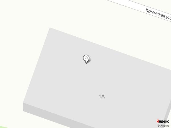 Ясиноватский межрайонный отдел уголовно-исполнительной инспекции на карте
