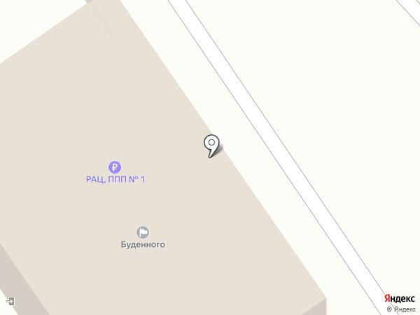 Расчетно-аналитический центр Старооскольского городского округа на карте