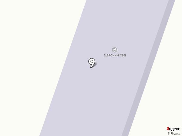 Детский сад №5 на карте