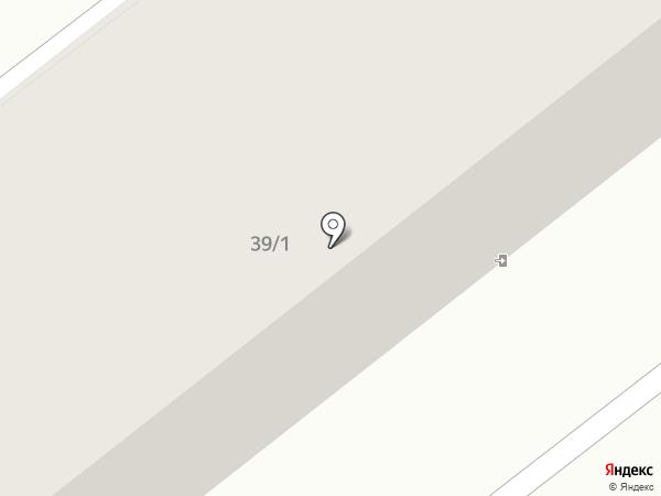 Рассвет-Л на карте