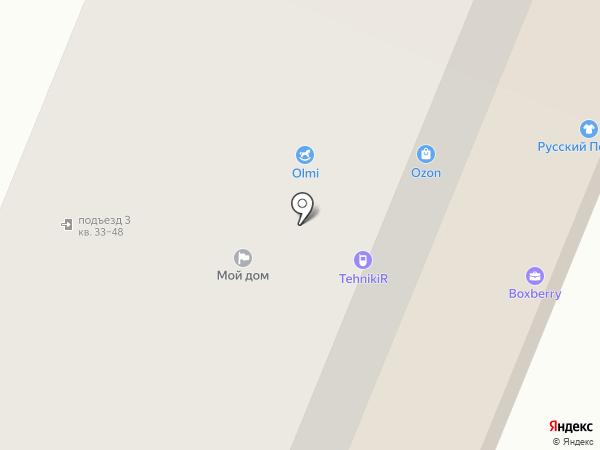 Магазин инструментов и автотоваров на карте