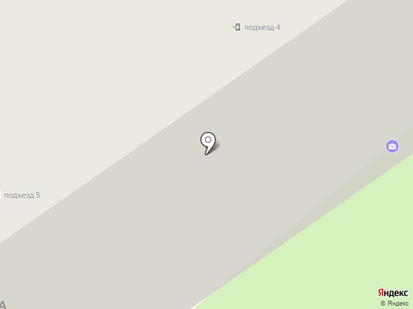Твой на карте