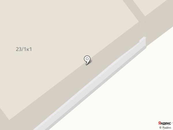 КореяКомТранс на карте