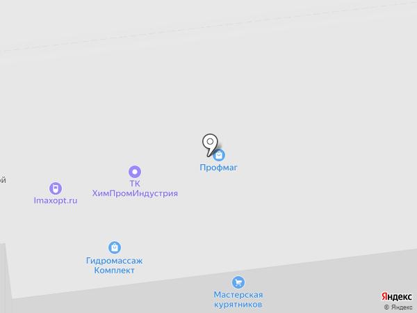 СК ЭНТЕЛ на карте