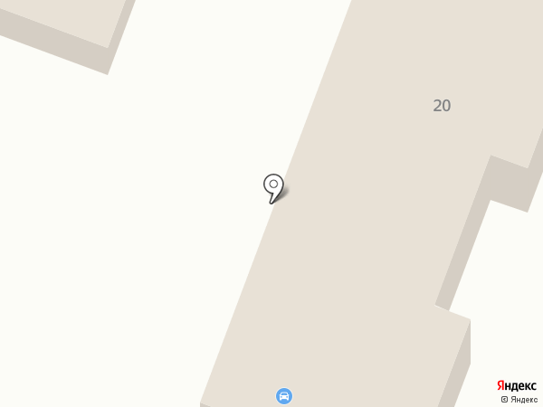 KIA Motors на карте