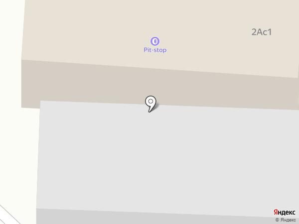 Шиномонтажная мастерская на ул. Пушкина на карте