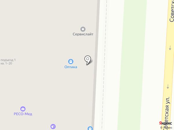 Великатес на карте