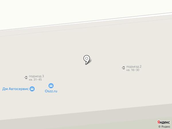 День и ночь на карте