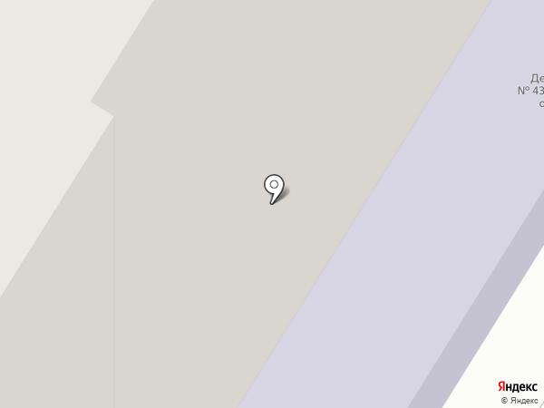 Стрижкин на карте