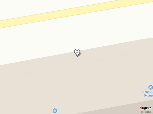 АвтоШайба на карте