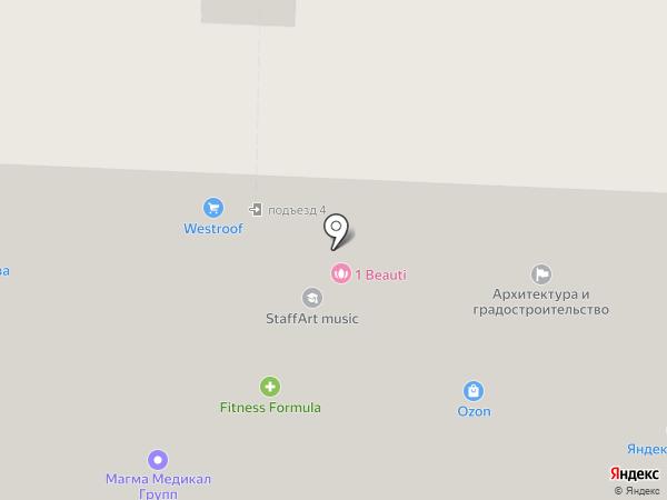 BeautyDog на карте