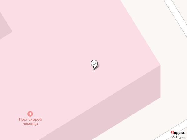 Михневская районная больница на карте