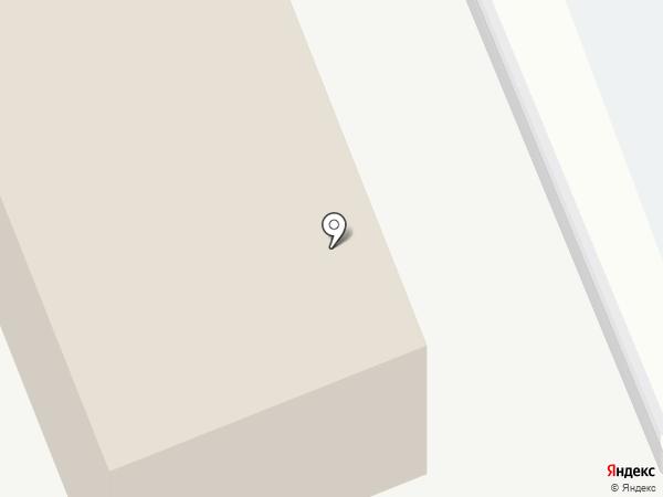 Инконъ на карте